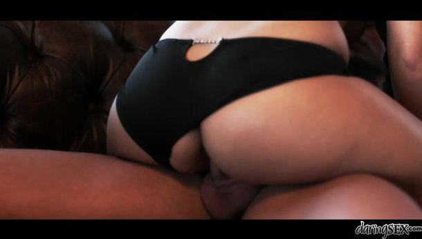Rubbing Pussy Over Panties