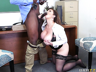 black math teacher fucked