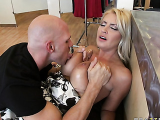 big tits blonde picks