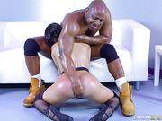 immense black boner fucked