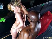 nasty interracial anal penetration