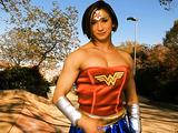 hot buff superhero fought the bad guys and fucks them hard