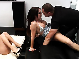 while getting smothered pussy