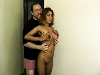 slutty wife takes off