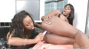 black bimbo with big