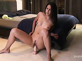 Sensual sexy girl is fucking 8