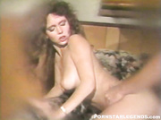 hot brunette slut gets