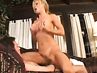 tall blonde milf got