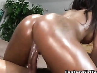 tatted-up and oily black