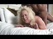 naughty cougar black stockings