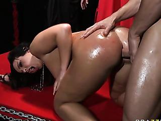 satanic anal sex action