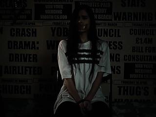 artistic dark sex with