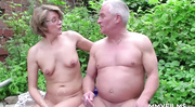 farmer nailed hot-shaped mature