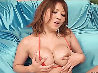 big boobs japanese facial