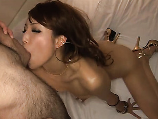 hot japanese ball licking