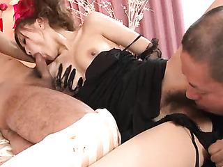 asian amateur group sex