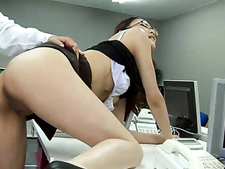 shaved busty japanese