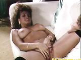 Watching her masturbate
