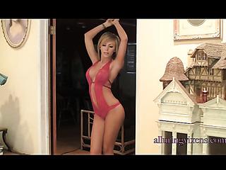 slim perfect boobs teen
