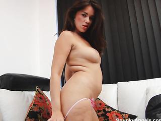 british young round ass