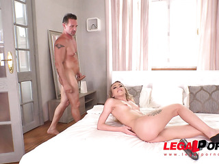 french babe bed sex
