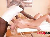 Italian massage therapist