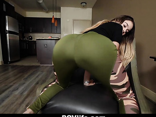 hot ass pov