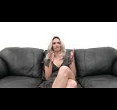 Beautiful MILF's intense porn audition