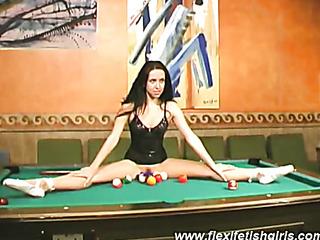trinity-the naked ballerina