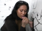 asian wife gets surprise