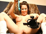 Kream hot toy squirting