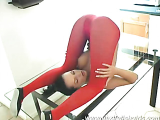 angie crazy flexible doll
