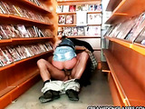 Fucked in the videostore