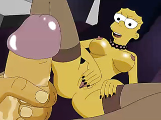 the simpsons present their