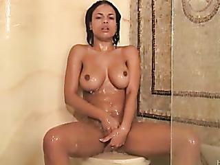 gabriella marble shower