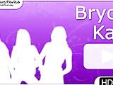 Bryoni-Kate in stockings