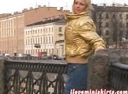 blonde teenie