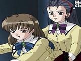 Hentai teacher fucks her naughty student