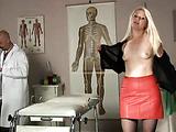 Doctor probes patient