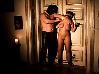 black-haired alison spanked