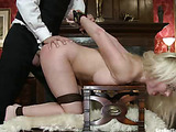 The Butler takes
