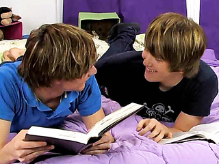 sexy studying lollipops twinks