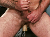 Hairy muscle stud
