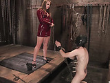 Slaveboy objectified and