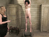 Slave boy trained