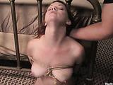 Slave trainee struggles through