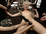 Hot young blonde services