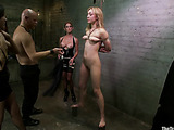Lily LaBeau goes through