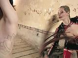 Gorgeous Mistress Slave