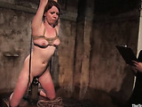 Slave trainee taught to